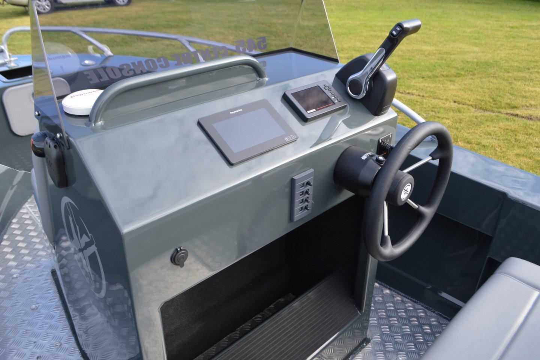 5m Plate console