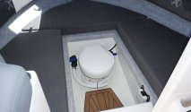 forward cabin electric toilet