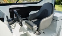 8m Extreme drivers seat