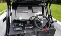 plate alloy console dash