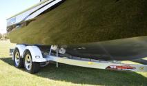 Easytow boat trailer